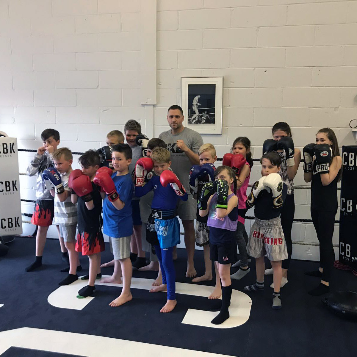Kids Boxing Cbk Essex